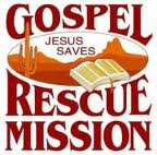 Gospel Rescue Mission logo